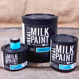 Qué es milk paint de The Real Milkpaint | pintura de muebles 100% ecologica | Pintura para muebles de madera. Pintura de leche